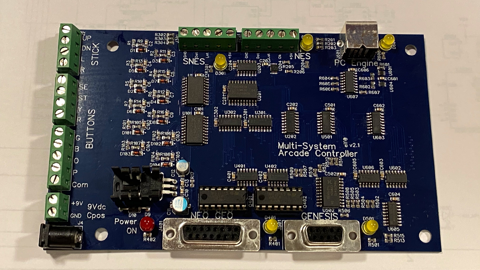 Arcade Controller v2.1 - board.jpg